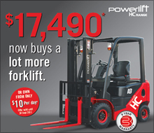 Powerlift Forklifts