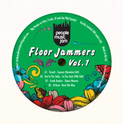 Floor Jammers Volumes 1&2