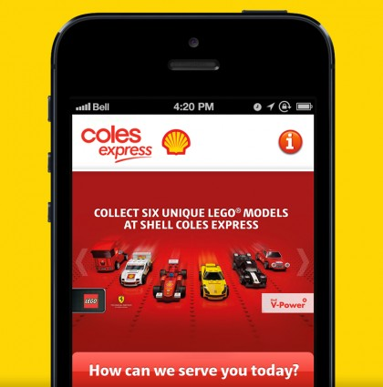 Shell Coles Express