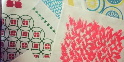 Tea Towel Screen Prints