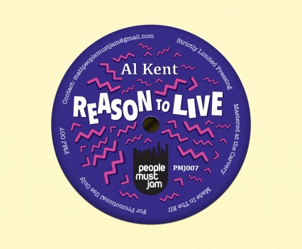 Al Kent – Reason to Live Disco House Vinyl