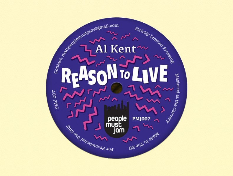 Al Kent – Reason to Live