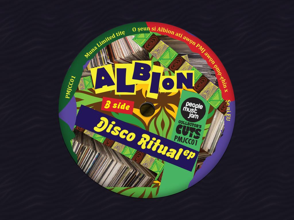 Albion Disco Ritual E.P.