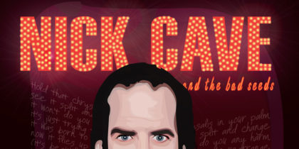 Nick Cave Fan Art
